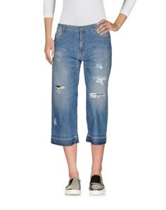 Джинсовые брюки-капри Denny Rose