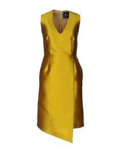 Короткое платье Erika Cavallini Semicouture