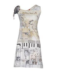 Короткое платье Save THE Queen! SUN