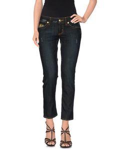 Джинсовые брюки-капри Eight SIN