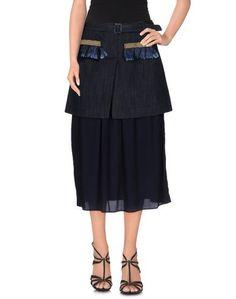 Джинсовая юбка Frankie Morello