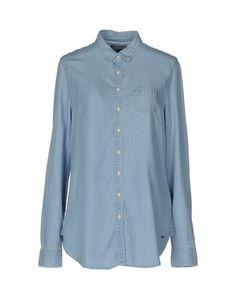 Джинсовая рубашка Tommy Hilfiger