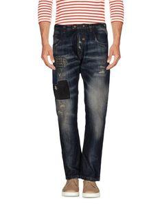 Джинсовые брюки Gabriele Pasini