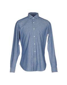 Джинсовая рубашка Truzzi