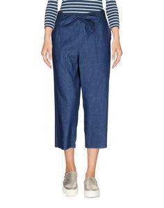 Джинсовые брюки-капри Koralline