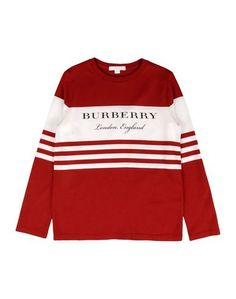 Футболка Burberry Children