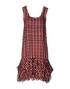 Платье до колена Pollini BY Rifat Ozbek