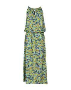 Длинное платье Verdissima