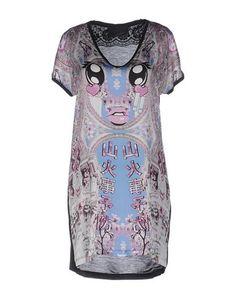 Короткое платье Philipp Plein Couture