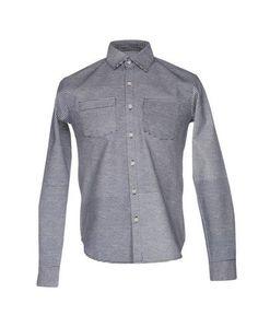 Джинсовая рубашка Lucio Castro