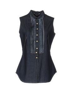 Джинсовая рубашка AMY GEE