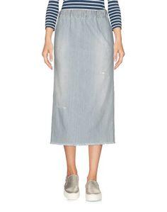 Джинсовая юбка True Nyc.