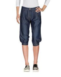 Джинсовые брюки-капри Taviani