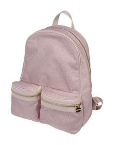 Рюкзаки и сумки на пояс Borbonese