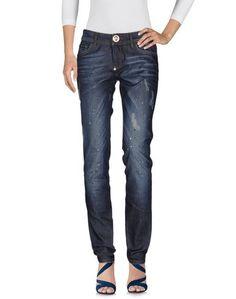 Джинсовые брюки Philipp Plein Couture