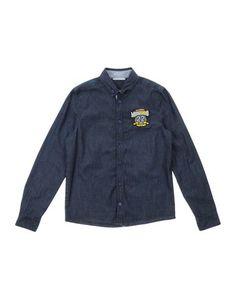 Джинсовая рубашка Toys Frankie Morello