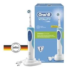 ORAL-B Электрическая зубная щетка Vitality D12.513 CrossAction (тип 3709) 1 шт.