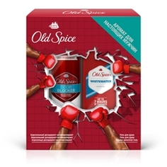 OLD SPICE Набор Odor Blocker + Whitewater 125 мл + 250 мл
