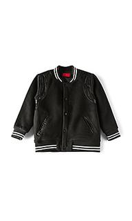 Университетская куртка teddy - Haus of JR