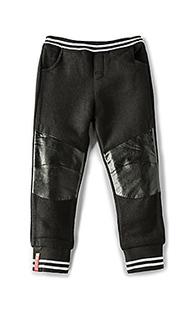 Свободные брюки teddy - Haus of JR