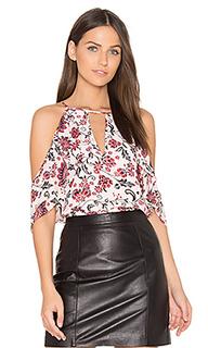 Комбинированная блуза chelo - Parker