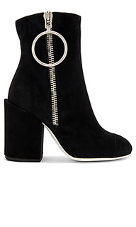 Suede ankle boots - OFF-WHITE