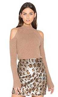 Свитер с открытыми плечами gianna - 360 Sweater