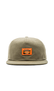 Jungle cloth snapback - Stussy