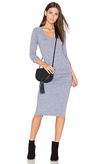 V neck baseball dress - MONROW
