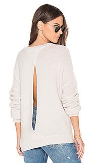 Свитер с открытой спиной greer - 360 Sweater