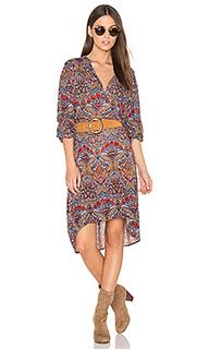 Платье-рубашка batik - Raga