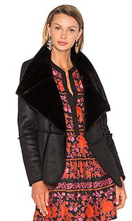 Куртка с искусственным мехом rivina - cupcakes and cashmere