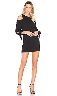 Shoulder tie sleeve dress - Tibi