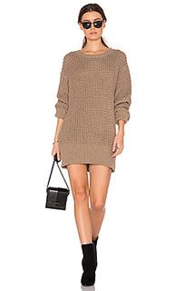 Платье свитер hume - TROIS