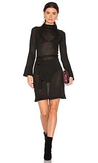 Платье свитер maggie - TROIS
