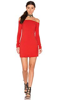 Платье с открытыми плечами karl - Michael Lauren