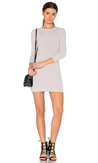 Мини-платье с длинным рукавом hacci - BLQ BASIQ