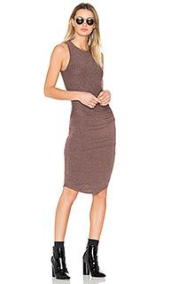 Платье миди portia - Riller & Fount