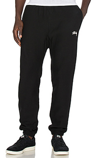 Overdye stock fleece pant - Stussy