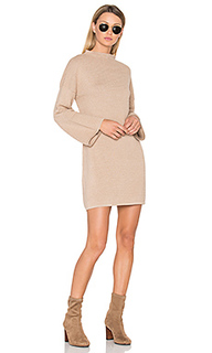 Ripple stitch dress - MINKPINK