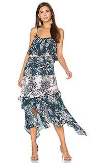 Платье reuben combo - Parker