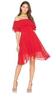 Плиссированное платье seasons - keepsake