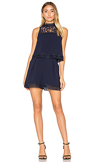 Double layer romper - NICHOLAS