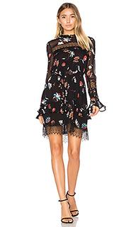 Платье с цветочными кружевами whisper - NICHOLAS