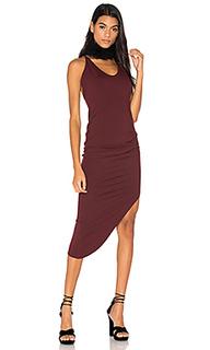 Платье с перекрестными шлейками сзади - twenty