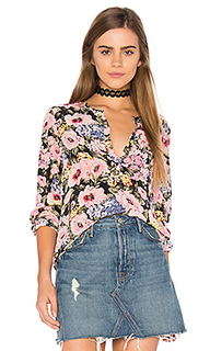 Long sleeve lavinia rose top - Rebecca Taylor