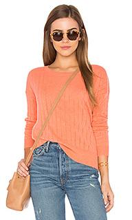Open stitched sweater - LEO & SAGE