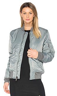 Nylon flight jacket - Schott