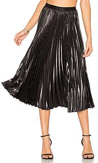 Heavyn lurex skirt - Diane von Furstenberg
