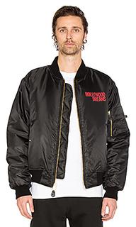 Двусторонняя куртка-бомбер hollywood dreams - Post Malone